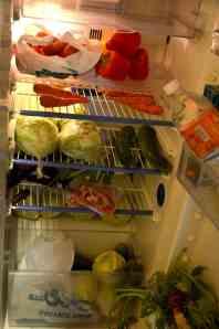 avere un frigo