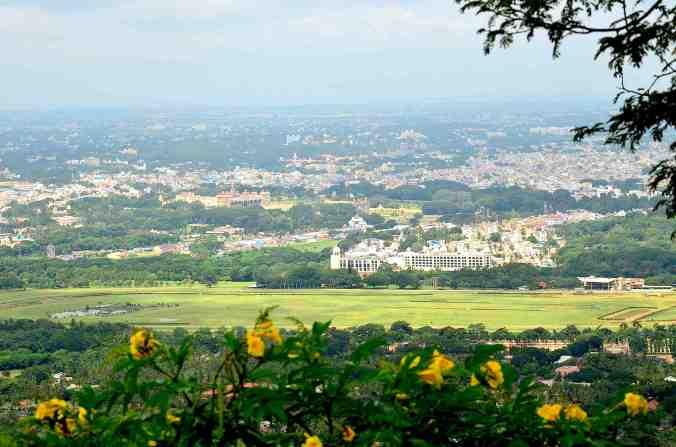 chamundi view