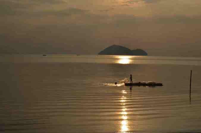 chi isola tramonto