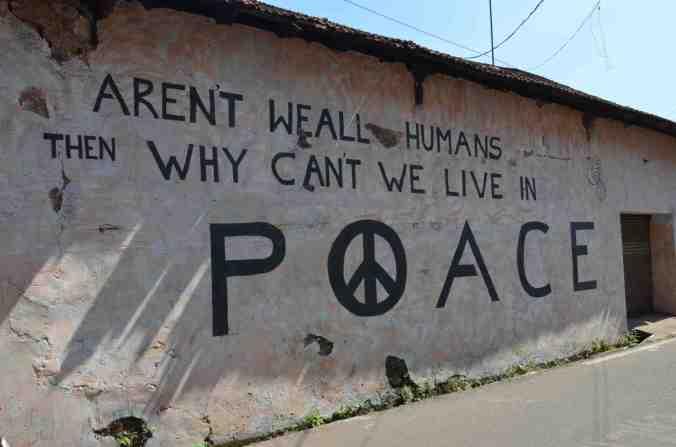 city peace
