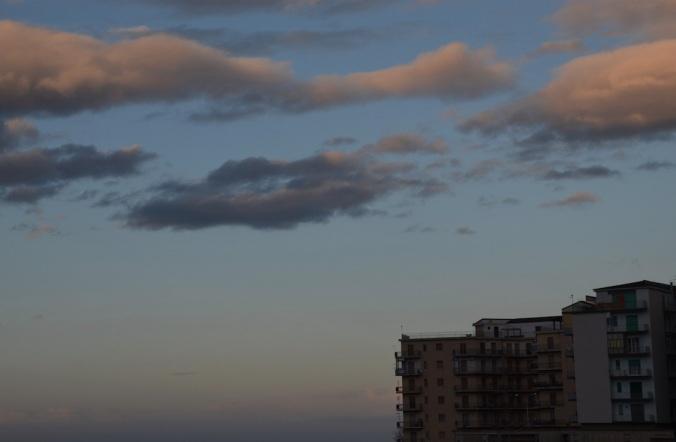 nuvole palazzi