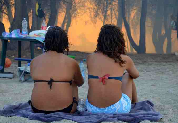 incendio ragazze